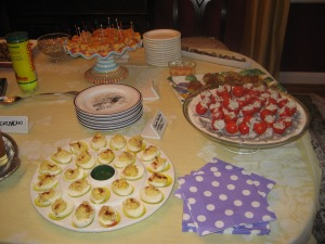 Tapas party
